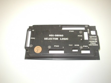 Rowe / Selector Logic Plastic Cover (Item #87) $9.99