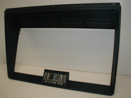 Rowe R-85 Title Strip Holder Bezel (Item #108) $79.99