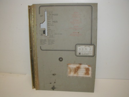 Rowe R-92 Jukebox Electronics Enclosure Door (Item #149) $19.99