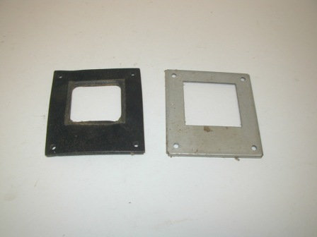 Rowe R-92 Jukebox Selector Mounting Plate and Gasket (Item #78) $9.99