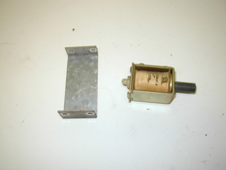 Rowe (1200 Mecahnism) Toggle Solenoid and Bracket (Item #81) $11.99