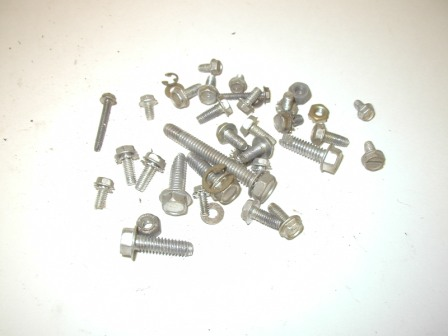 Rowe (1200 Mecahnism) Hardware Lot (Item #103) $4.99