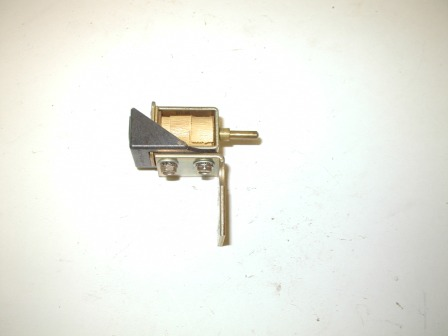 Rowe Mechanism (60870001) (Serial no.08750) Toggle Solenoid and Bracket (Item #56) $13.99