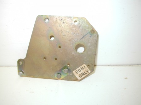 Rowe Mechanism (60870001) (Serial no.08750) Turntable Motor Bracket (Item #14) $11.99